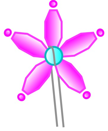 Making a Bead Flower - Step 5