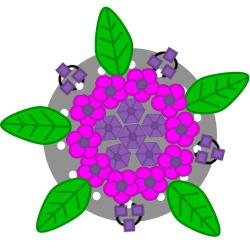 Hydrangea Flower Ring Tutorial Tutorial Step 16