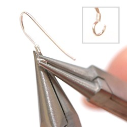 open the earing fitting